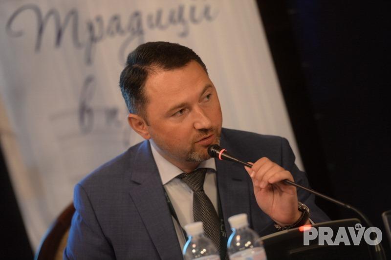 Олег Вдовичен виступив модераторм на VII Міжнародному судово-правовому форумі