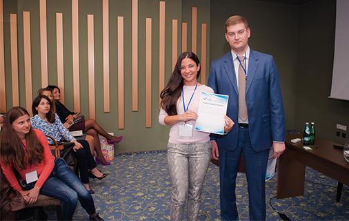 Андрій Молчанов взяв участь у конференції підприємців «Алгоритми успіху»