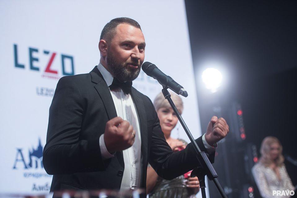 Олег Вдовичен відвідав Legal Awards 2020