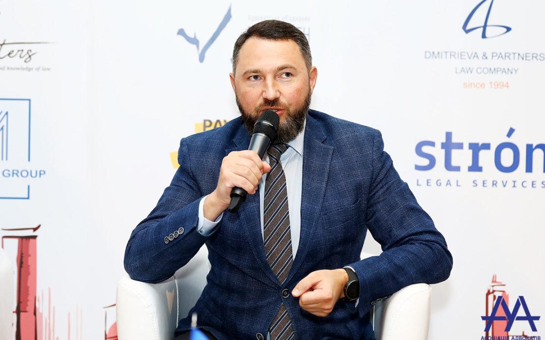 Олег Вдовичен модерував BUSINESS PROTECTION 2020 – A2B FORUM