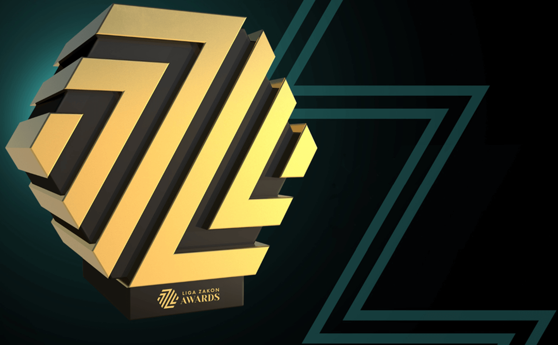 "АО ""Вдовичен та партнери"" — переможець рейтингу Liga Zakon Awards"
